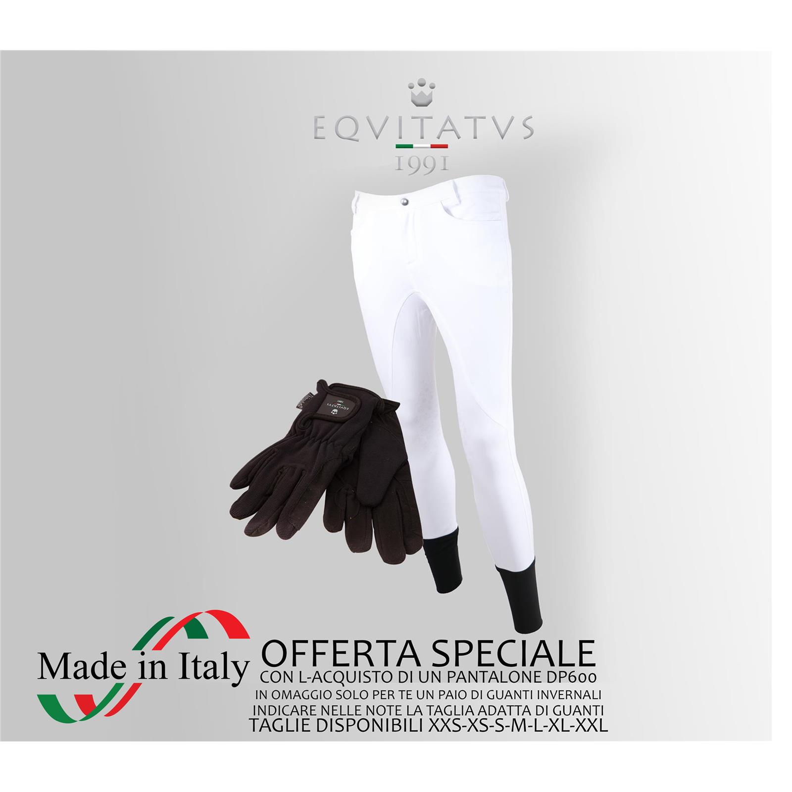 EQUITATUS.IT PANTALONE TECNICO UP 500